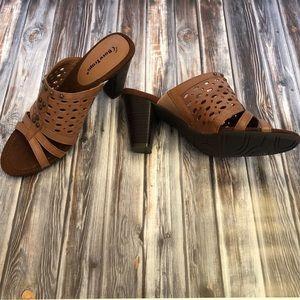 BareTraps Charlissa Leather Sandal